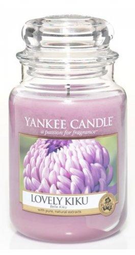 Yankee Candle Lovely kiku DOPRODEJ (5)
