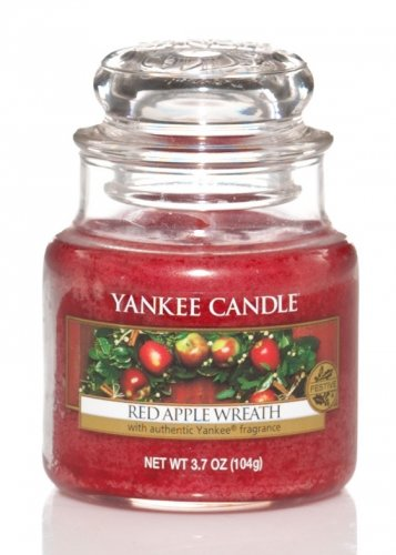 Yankee Candle Red apple wreath (4)