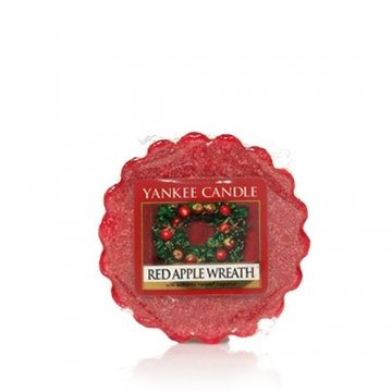 Yankee Candle Red apple wreath (2)