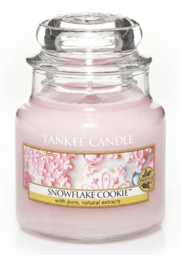 Yankee Candle Snowflake cookie (4)