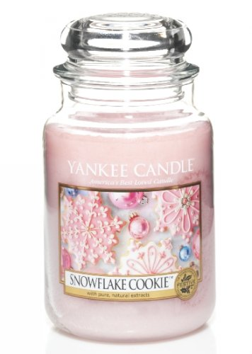 Yankee Candle Snowflake cookie (5)
