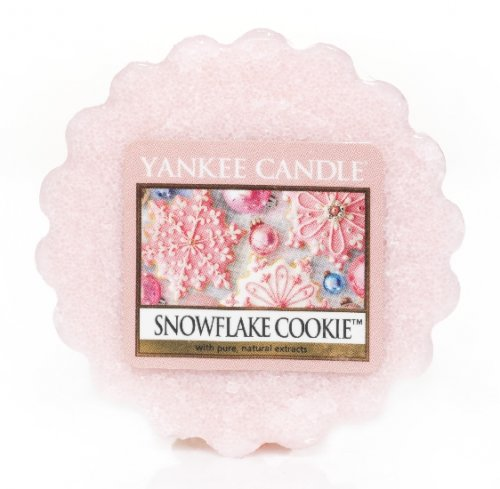 Yankee Candle Snowflake cookie (2)