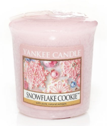 Yankee Candle Snowflake cookie (3)