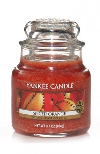 Yankee Candle Spiced orange (4)