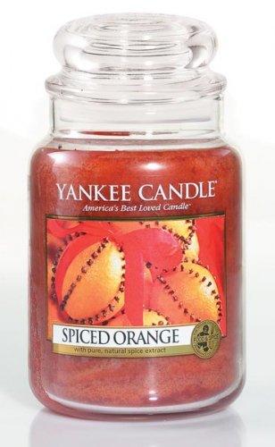 Yankee Candle Spiced orange (5)