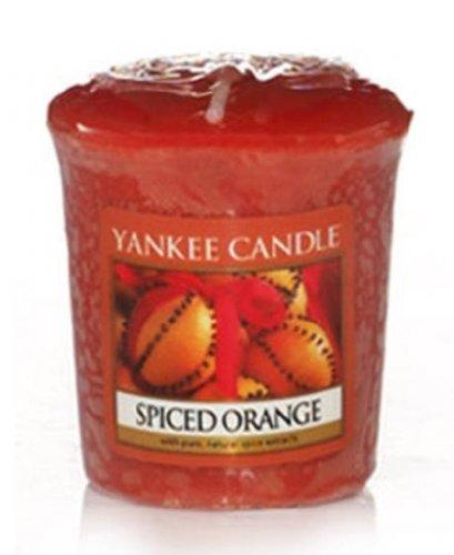 Yankee Candle Spiced orange (3)