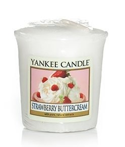 Yankee Candle Strawberry buttercream DOPRODEJ (2)