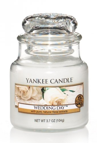 Yankee Candle Wedding day (4)