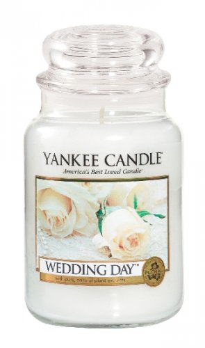 Yankee Candle Wedding day (5)