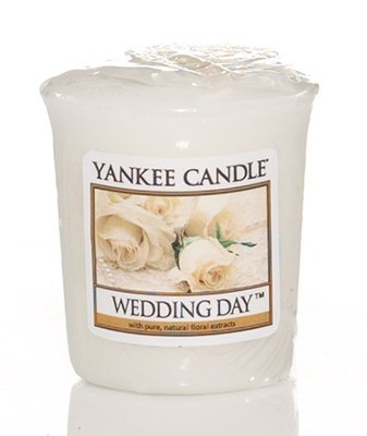 Yankee Candle Wedding day (3)