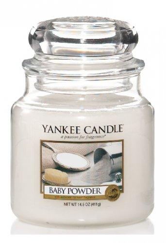 Yankee Candle Baby powder (1)