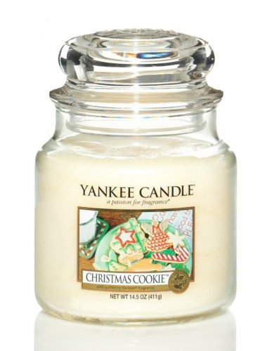 Yankee Candle Christmas cookie DOPRODEJ (1)