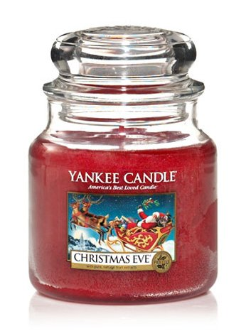Yankee Candle Christmas eve (1)