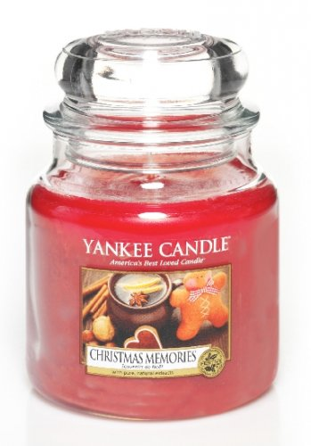 Yankee Candle Christmas memories (1)
