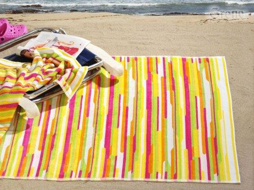 Plážová osuška Kos 95x185 (1)