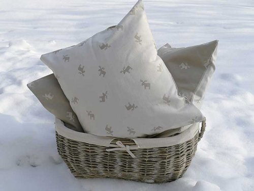 Kolekce béžová (zimní vzor) (1)