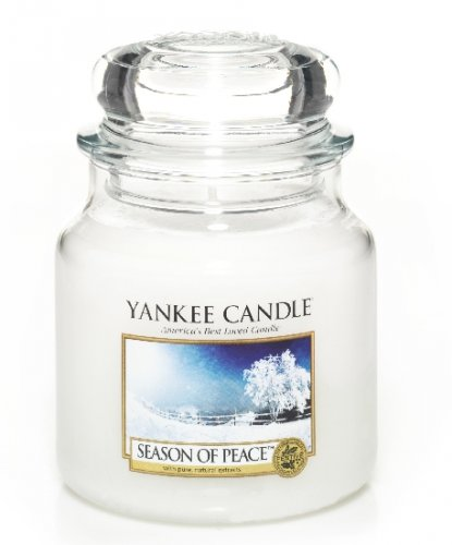 Yankee Candle Season of peace (1)