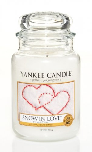Yankee Candle Snow in love  (3)