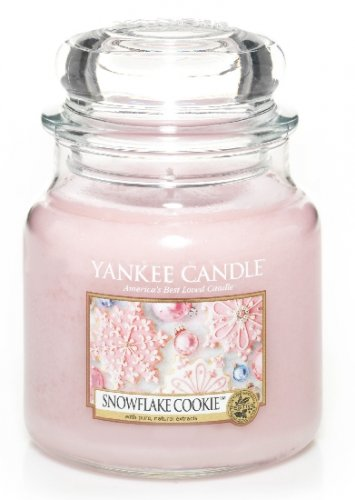 Yankee Candle Snowflake cookie (1)