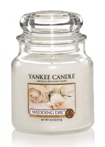 Yankee Candle Wedding day (1)