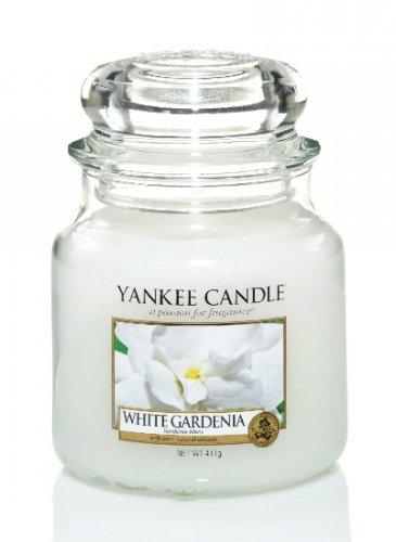 Yankee Candle White gardenia DOPRODEJ (1)